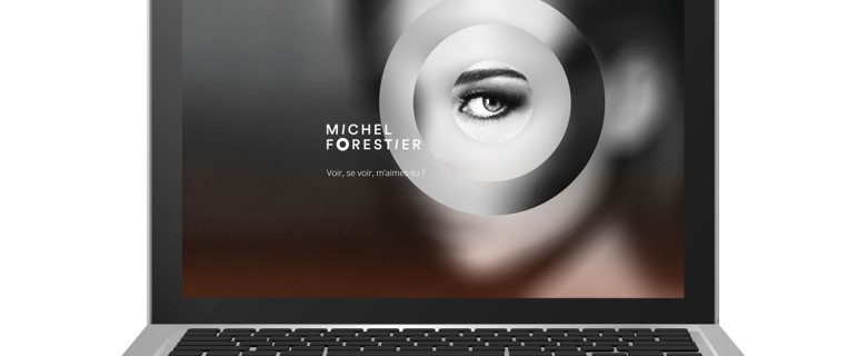 Webdesign – Michel Forestier
