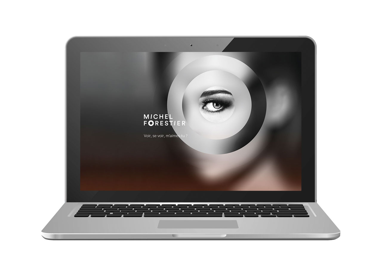 Webdesign - Michel Forestier