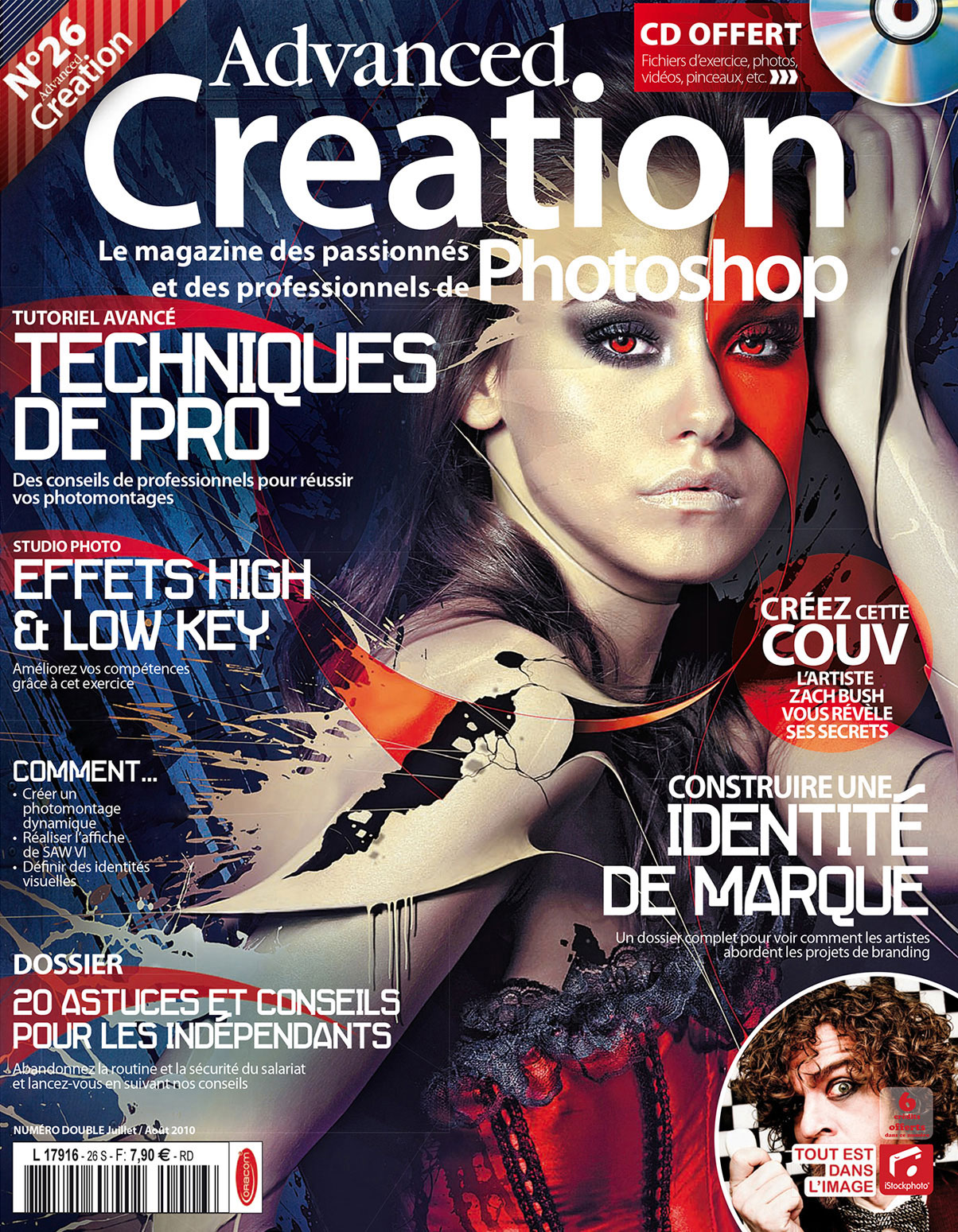 Presse – ID Grafix dans Advanced Creation Photoshop