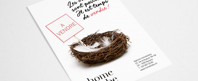Flyer – Home To Be