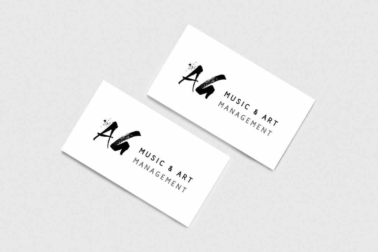 Logo – AG Music & Art Management