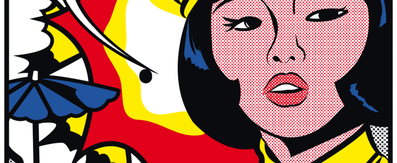 Illustration pop art