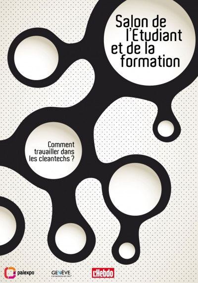 Affiche Salon de l'étudiant et de la formation – Networking